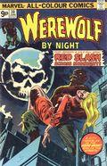 Werewolf by Night (1972 1st Series) UK Edition 30UK