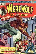 Werewolf by Night (1972 1st Series) UK Edition 23UK