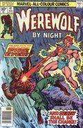 Werewolf by Night (1972 1st Series) UK Edition 41UK