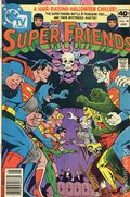 Super Friends (1976 DC 1st Series) Mark Jewelers 28MJ