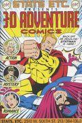 3-D Adventure Comics (1986) 1