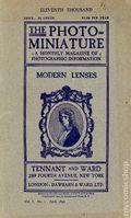 Photo-Miniature (1899-1930s Tennant and Ward) Magazine Vol. 1 #1