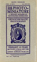 Photo-Miniature (1899-1930s Tennant and Ward) Magazine Vol. 1 #6