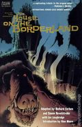 House on the Borderland GN (2003 DC/Vertigo) 1-1ST