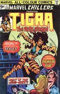 Marvel Chillers (1975) UK Edition 3UK