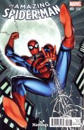 Amazing Spider-Man (2015 4th Series) 1HASTINGS