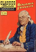 Classics Illustrated (1951 Thorpe & Porter) UK 40[HRN129]