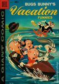 Dell Giant Bugs Bunny's Vacation Funnies (1951-1959 Dell) 9