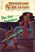 Dungeons and Dragons Cartoon Show Book SC (1985 TSR) Pick a Path to Adventure 6-1ST