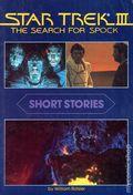 Star Trek III Search for Spock Short Stories SC (1984 Wanderer Books) 0-1ST