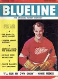 Blueline The Hockey Monthly (1954 Blueline Publishing) Vol. 3 #1
