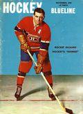 Blueline The Hockey Monthly (1954 Blueline Publishing) Vol. 3 #2