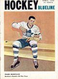 Blueline The Hockey Monthly (1954 Blueline Publishing) Vol. 4 #6