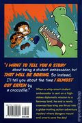 Student Ambassador The Missing Dragon GN (2020 Iron Circus Comics) 1-1ST