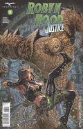 Robyn Hood Justice (2020 Zenescope) 3B