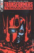 Transformers vs. the Terminator (2020 IDW) 1C