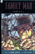 Family Man GN (1995 Paradox Mystery) By Jerome Charyn 3-1ST