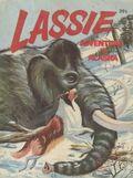Lassie Adventure in Alaska (1967 Whitman BLB) 5754
