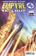 Empyre Fallout Fantastic Four (2020 Marvel) 1B