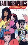 Fantagraphics Catalogue (1989 Fantagraphics) 0