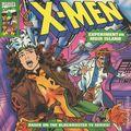 X-Men Experiment on Muir Island (1994) 1
