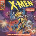 X-Men Night of the Sentinels SC (1993 Random House) A Pictureback Book 1-1ST