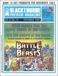 Blackthorne Preview Magazine Vol. 3 (1987) 10