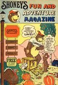 Shoney's Fun and Adventure Magazine (1981) Promo 5