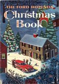 Christmas at the Rotunda/Ford Rotunda Christmas Book (Ford Motor Company) 1957