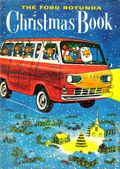 Christmas at the Rotunda/Ford Rotunda Christmas Book (Ford Motor Company) 1960