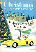 Christmas at the Rotunda/Ford Rotunda Christmas Book (Ford Motor Company) 1961