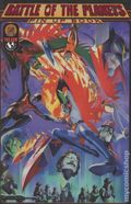 Battle of the Planets Pin-Up Book (2003 Dynamic Forces) 1DF.RED