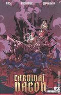 Cardinal Dagon (2020 Behemoth Comics) 2
