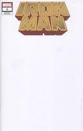 Iron Man (2020 6th Series) 1BLANK
