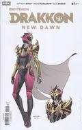 Power Rangers Drakkon New Dawn (2020 Boom) 1F