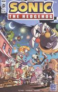 Sonic The Hedgehog (2018 IDW) 31A