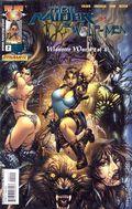 Tomb Raider vs. Wolf Men (2005) Monster War 2D
