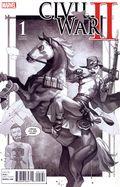 Civil War II (2016 Marvel) 1Q