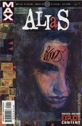 Alias (2001 Marvel) 1DF.SIGNED