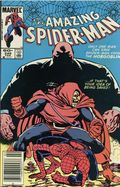 Amazing Spider-Man (1963 1st Series) Mark Jewelers 249MJ