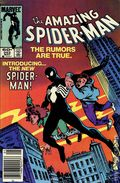Amazing Spider-Man (1963 1st Series) Mark Jewelers 252MJ