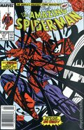 Amazing Spider-Man (1963 1st Series) Mark Jewelers 317MJ