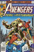 Avengers (1963 1st Series) Mark Jewelers 192MJ