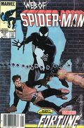 Web of Spider-Man (1985 1st Series) Mark Jewelers 10MJ