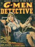 G-Men Detective (1935-1953 Standard Magazines) Pulp Vol. 36 #1