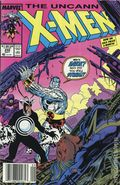 Uncanny X-Men (1963 1st Series) Mark Jewelers 248MJ
