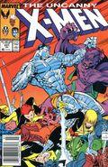 Uncanny X-Men (1963 1st Series) Mark Jewelers 231MJ