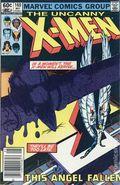 Uncanny X-Men (1963 1st Series) Mark Jewelers 169MJ
