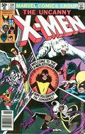 Uncanny X-Men (1963 1st Series) Mark Jewelers 139MJ