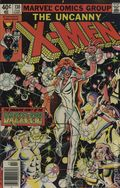 Uncanny X-Men (1963 1st Series) Mark Jewelers 130MJ